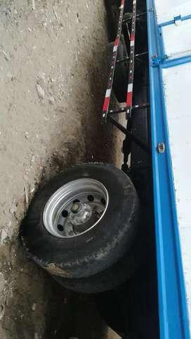 Se vende camión ford cargo modelo 1721