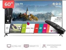Smart Tv Lg 60 4k Mas Magic Control