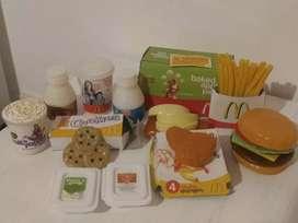 Set McDonald's