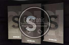 SAMSUNG S21 ULTRA 5G 256 GB/ NUEVO/LOCAL/GARANTIA..