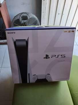 PLAYSTATION 5 PS5 NUEVO