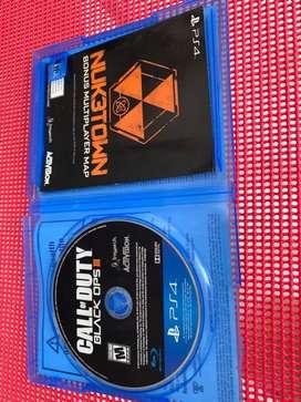 Vendo pck de juegos playstation 4