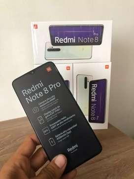 Note 8 Pro 128gb/6Ram
