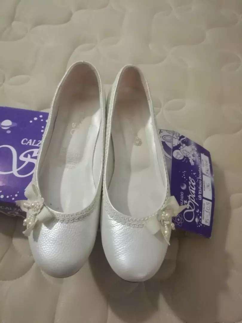 Zapatos para primera comunion 0