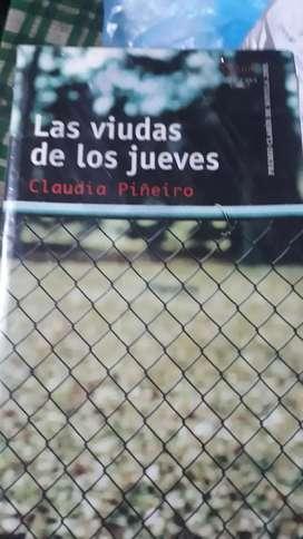 LAS VIUDAS DE LOS JUEVES (usado)
