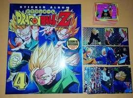 Album Dragon Ball Z4 Reedicion
