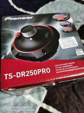 VENDO MIS DRIVER PIONEER TS-DR250PRO