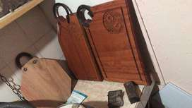 Artesanias en madera