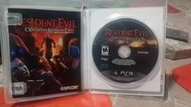 Resistent Evil Operación Recon City ps3