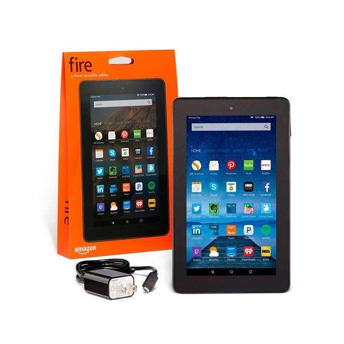 AMAZON KINDLE FIRE 7 16GB HD COMPATIBLE NETFLIX HBO INSTAGRAM FACEBOOK DIGIOFERTAS LOCAL A CALLE ENVIO GARANTIA NUEVAS!