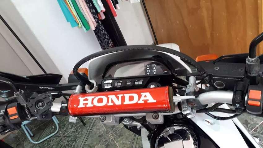 Vendo Honda tornado impecable 0
