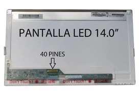 Pantalla 14.0. 40 pines usada perfecto bestado