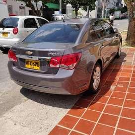 Chevrolet Cruze Platinum Automático modelo 2013