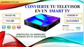 Convertidor de TV en Smart TV