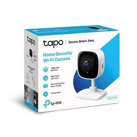 CÁMARA TP-LINK IP FIJA PARA INTERIOR, TAPO C100 FULL HD 1080