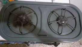Estufa de 2 hornillas