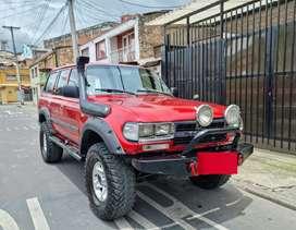Toyota Land Cruiser 80 Autana
