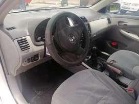Toyota corola 2009 en perfectas condiciones