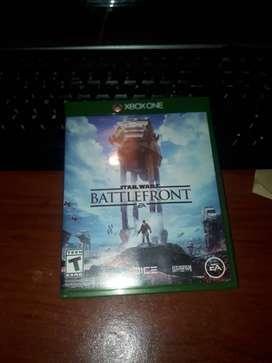 Star Wars Battlefront Para Xbox One VENDO O CAMBIO