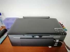 Vendo impresora Epson Stylus TX135