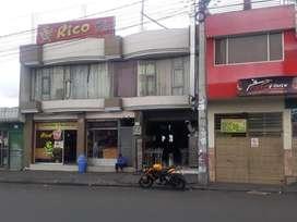 Vendo Negocio de Comida Sazon Manabita