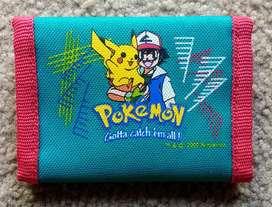 Pokemon Billetera