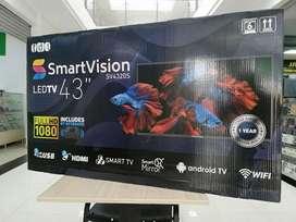 Tv Smart Vision 43