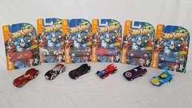 Carro HotWheels Avenger x 6