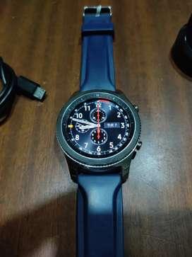 Samsung Gear S3 Classic. Smartwatch Samsung S3 Clasico