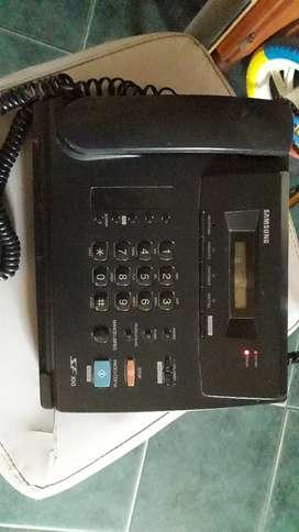 Teléfono fax samsun  F 101
