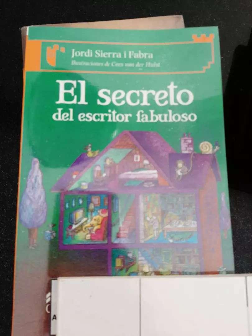 El secreto del escritor fabuloso 0