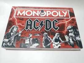 MONOPOLY AC - DC ROCK
