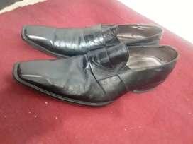 Zapatos en cuero para ocasiones especiales marca domenico
