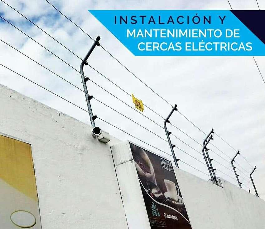 Instalacion de Cercos Electricos 0