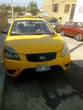 Vendo auto Kia río