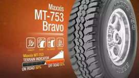 Maxxis 235^75^15  MT 753. Envios a domicilio y a nivel nacional