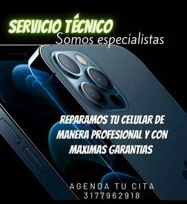 Servicio Técnico Profesional de Iphone