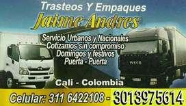 Trasteos Y Empaques Jaime Andres