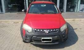 Fiat Strada Adventure 1.6 Gnc Cd 115cv2013