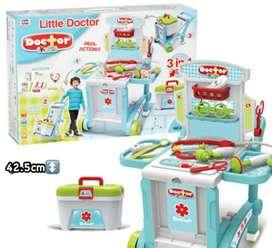 Set de doctor 3 en uno