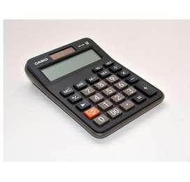 Calculadora para negocios 12 Digitos Casio Mj-12b