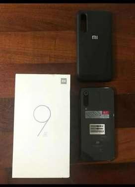 Vendo xiaomi MI SE 9 DE 64GB