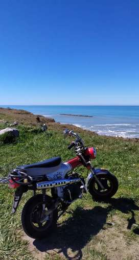 Moto Zanella Hot chilly 90c