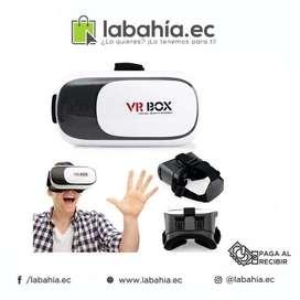 Gafas de realidad virtual VR BOX  Control Bluetooth