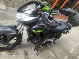 Vendo moto Auteco Discover 125 STR