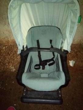 silla de coche g3 con base350