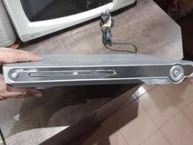 Reproductor de DVD usado marca BGH