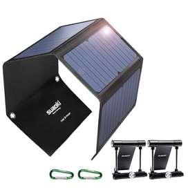 panel solar 28w suaoki