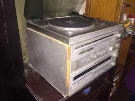 Tocadisco y radio shimasu