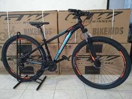 Vendemos bicicletas Rin 29 marca gw